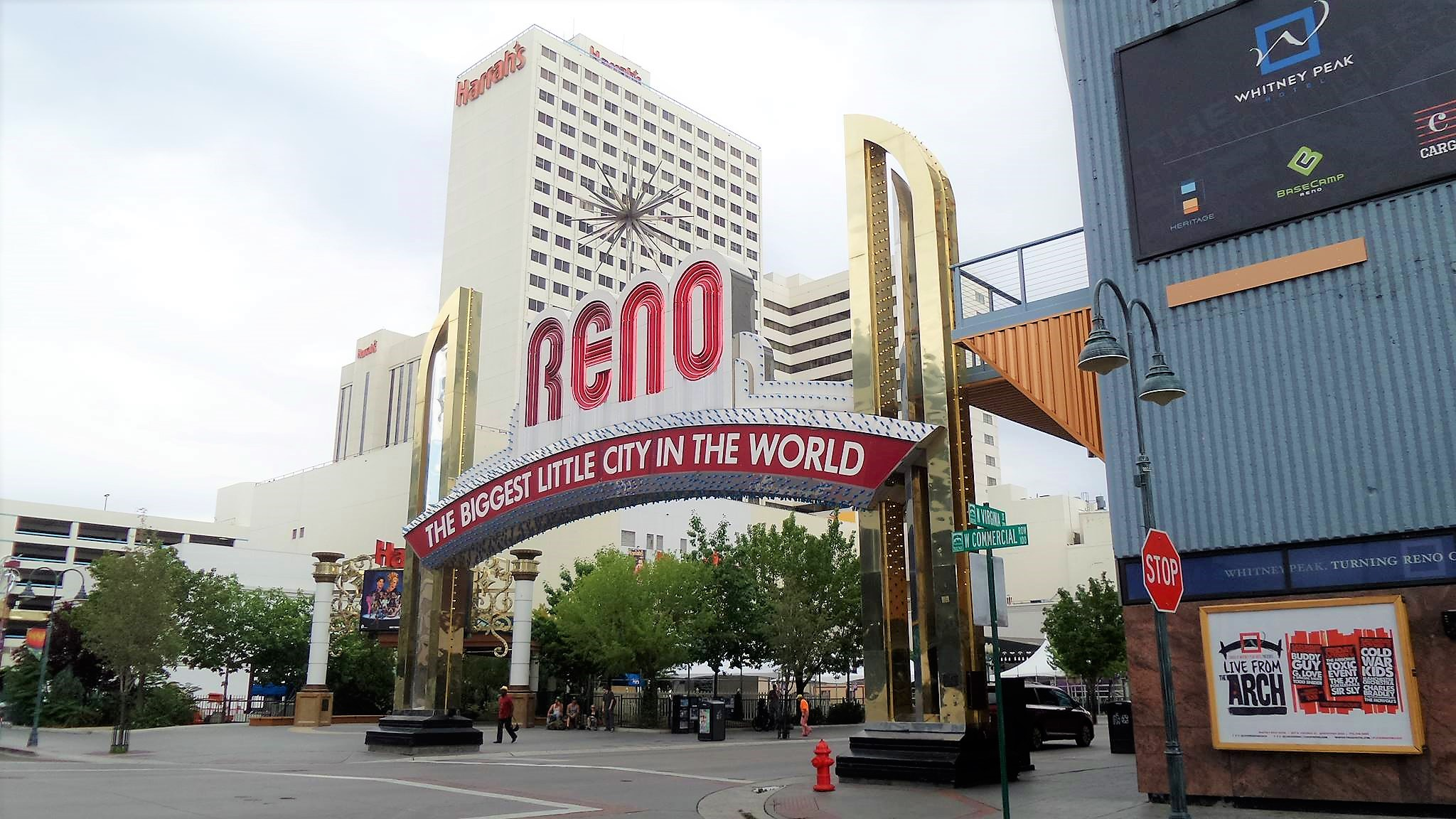 Picture of Reno USA Road Trip