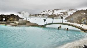 The Blue Lagoon, Iceland, Europe
