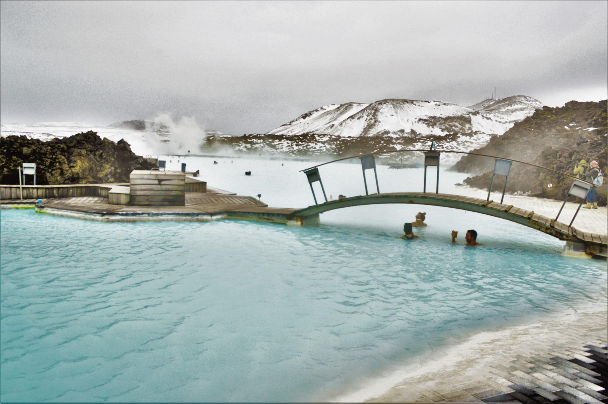 The Blue Lagoon, Iceland, Europe