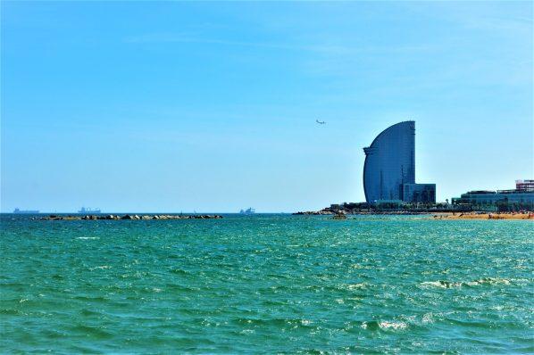 Barca beach, Spain