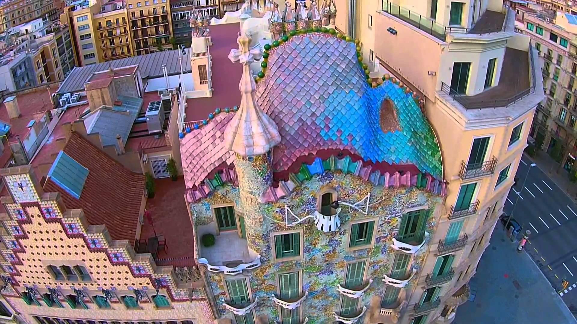 Casa Balito, Gaudi, Barcelona, Spain