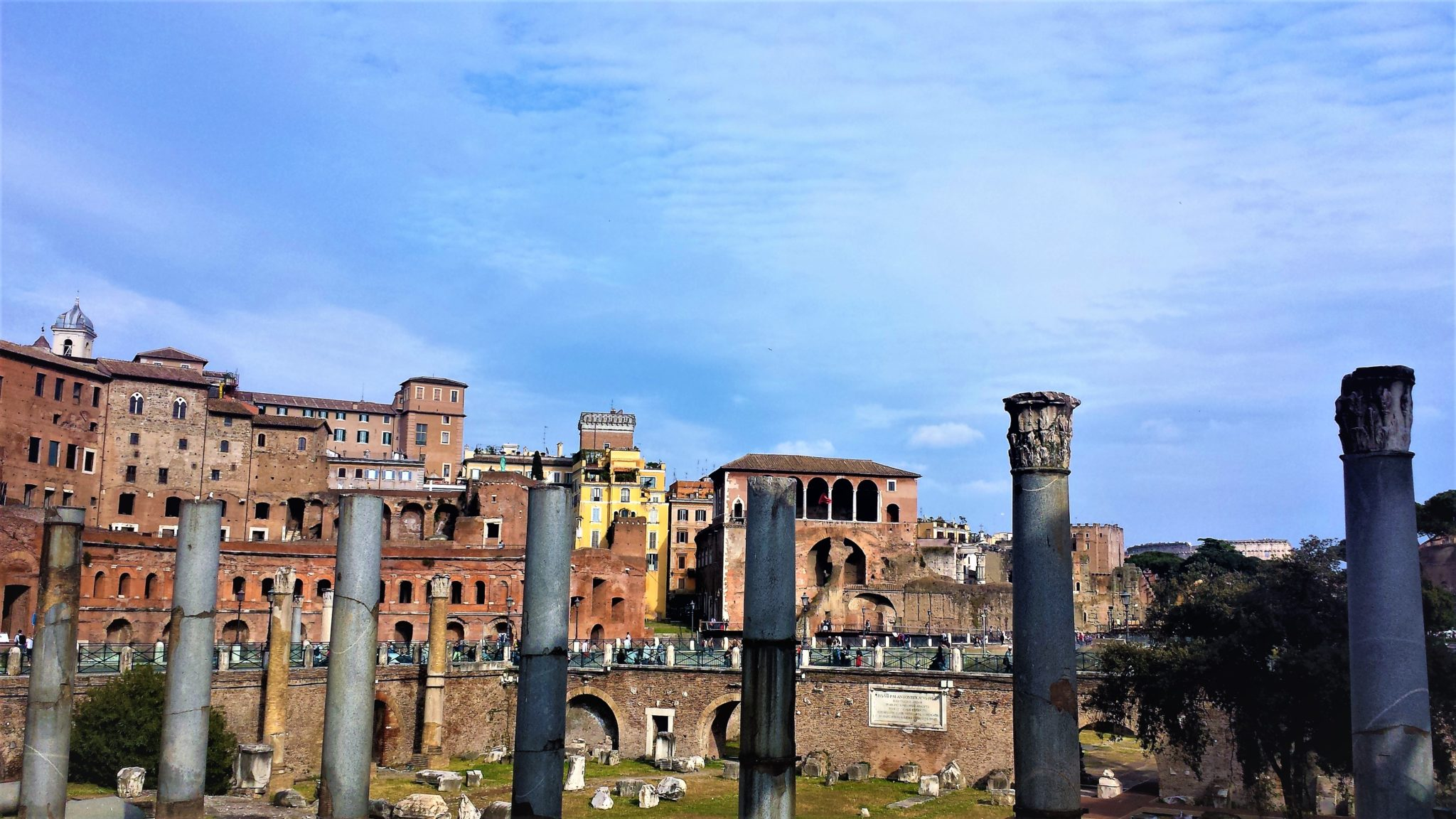 Columns, top things to do in Rome, Roman Forum, Italy