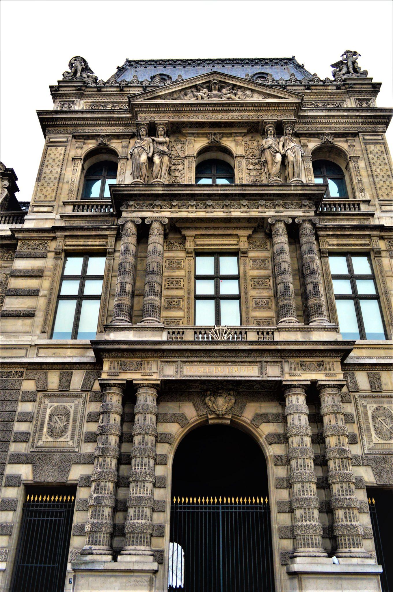 Museum Louvre, Paris, France