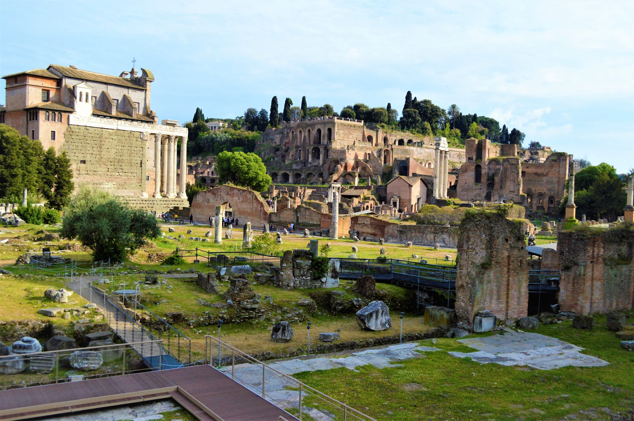 Roman Forum, things to do Rome, Italy