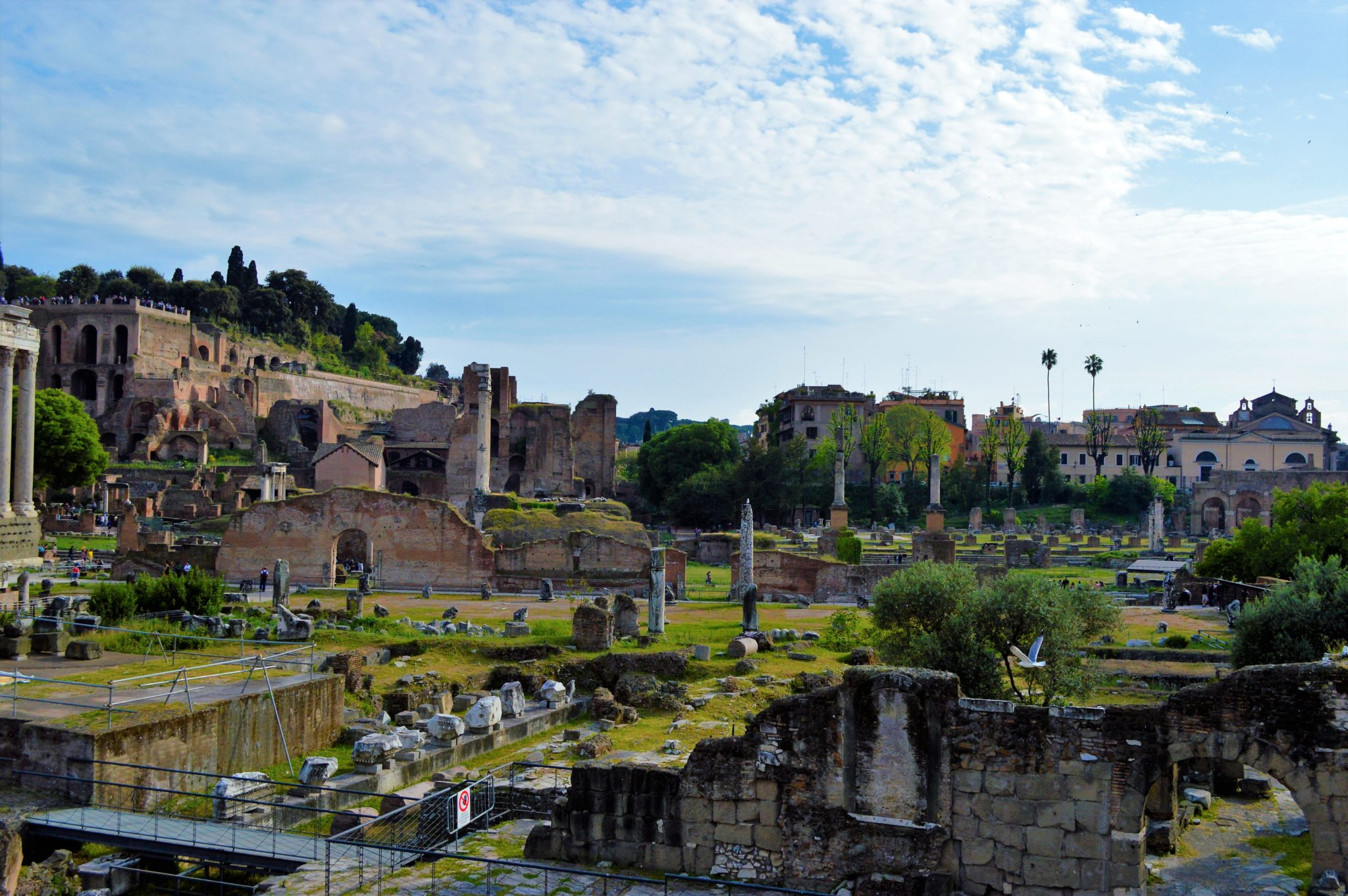 Roman Forum, top things to do in Rome, Italy