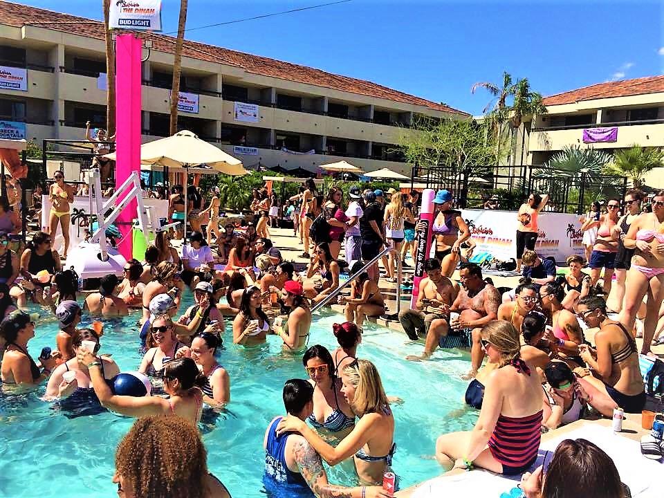 Dinah Shore Weekend, Palm Springs, California