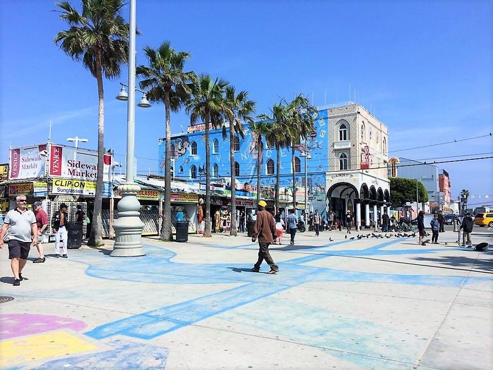 Picture of Venice Boardwalk LA