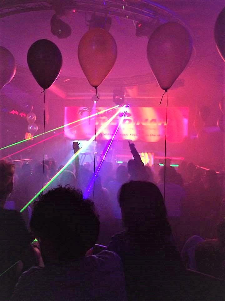 Zelda's nightclub, Dinah Shore Weekend, Palm Springs, California