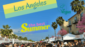 The Vegan Street Fair, Los Angeles