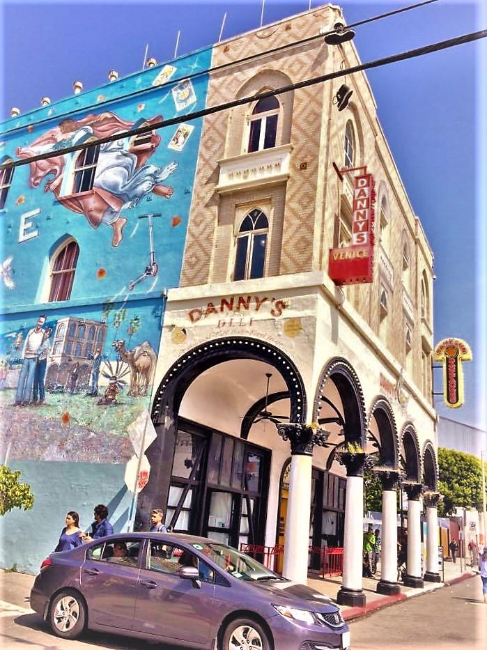 Samesun Venice Beach Hostel, Los Angeles, California