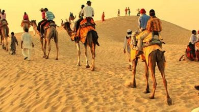5 Places to go on a Road Trip from Jaisalmer