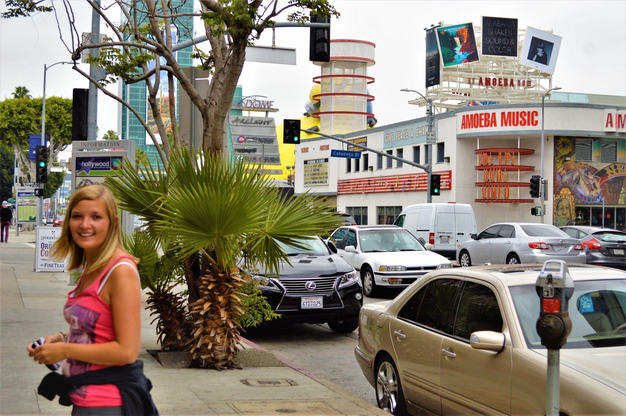 Amoeba Music, Hollywood, things to see Los Angeles, California