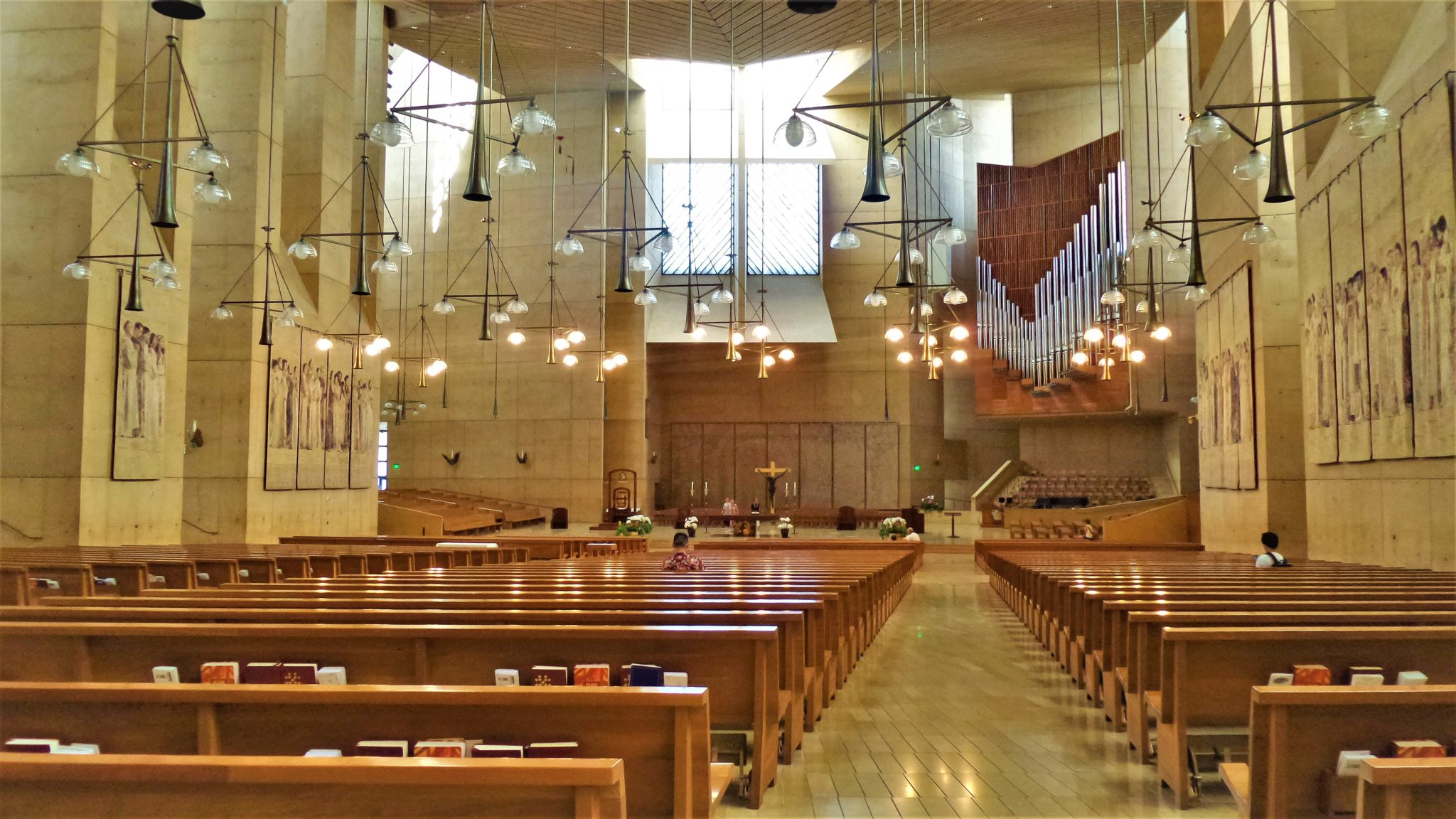 Cathedral of Our Lady of the Angels, things to do in los angeles