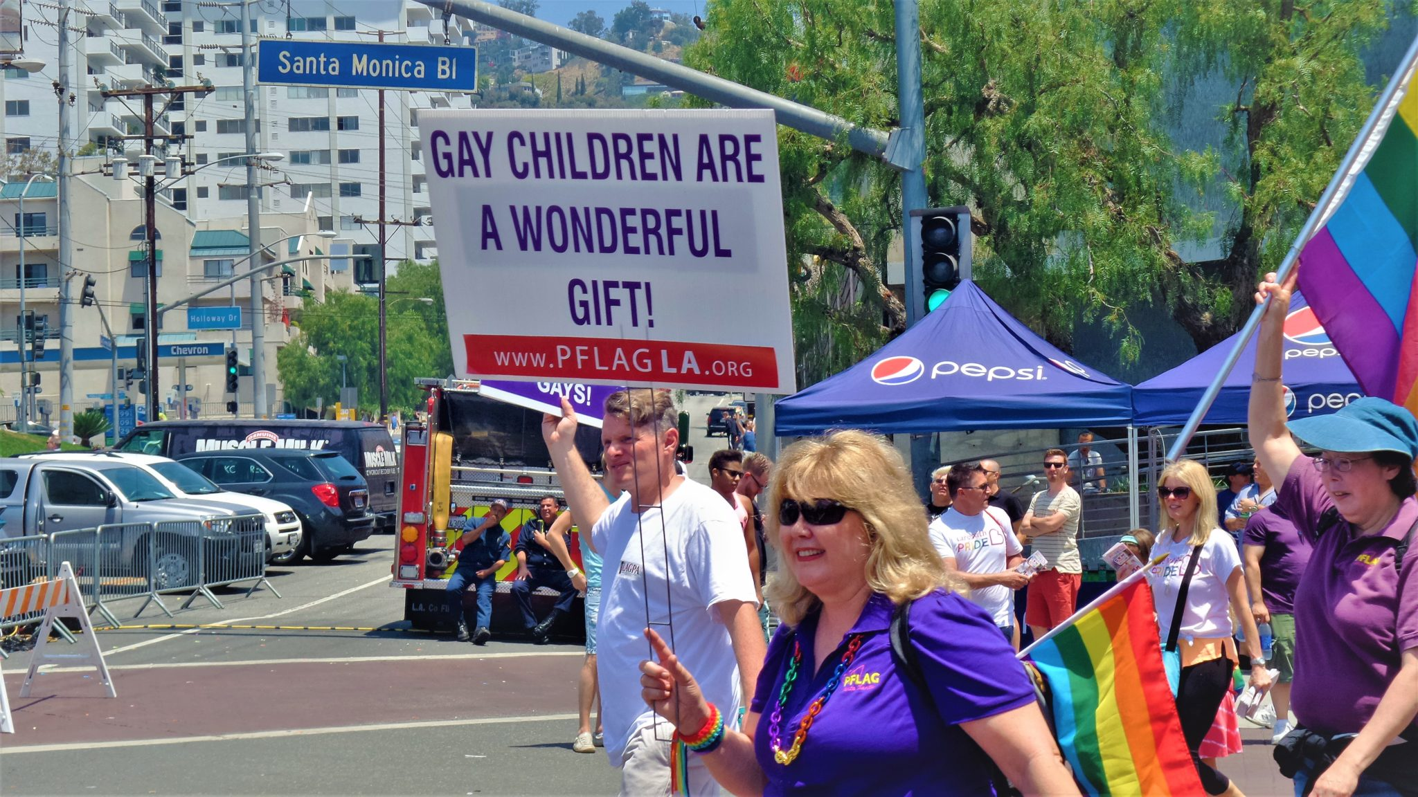 from Kaden los angles california gay pride