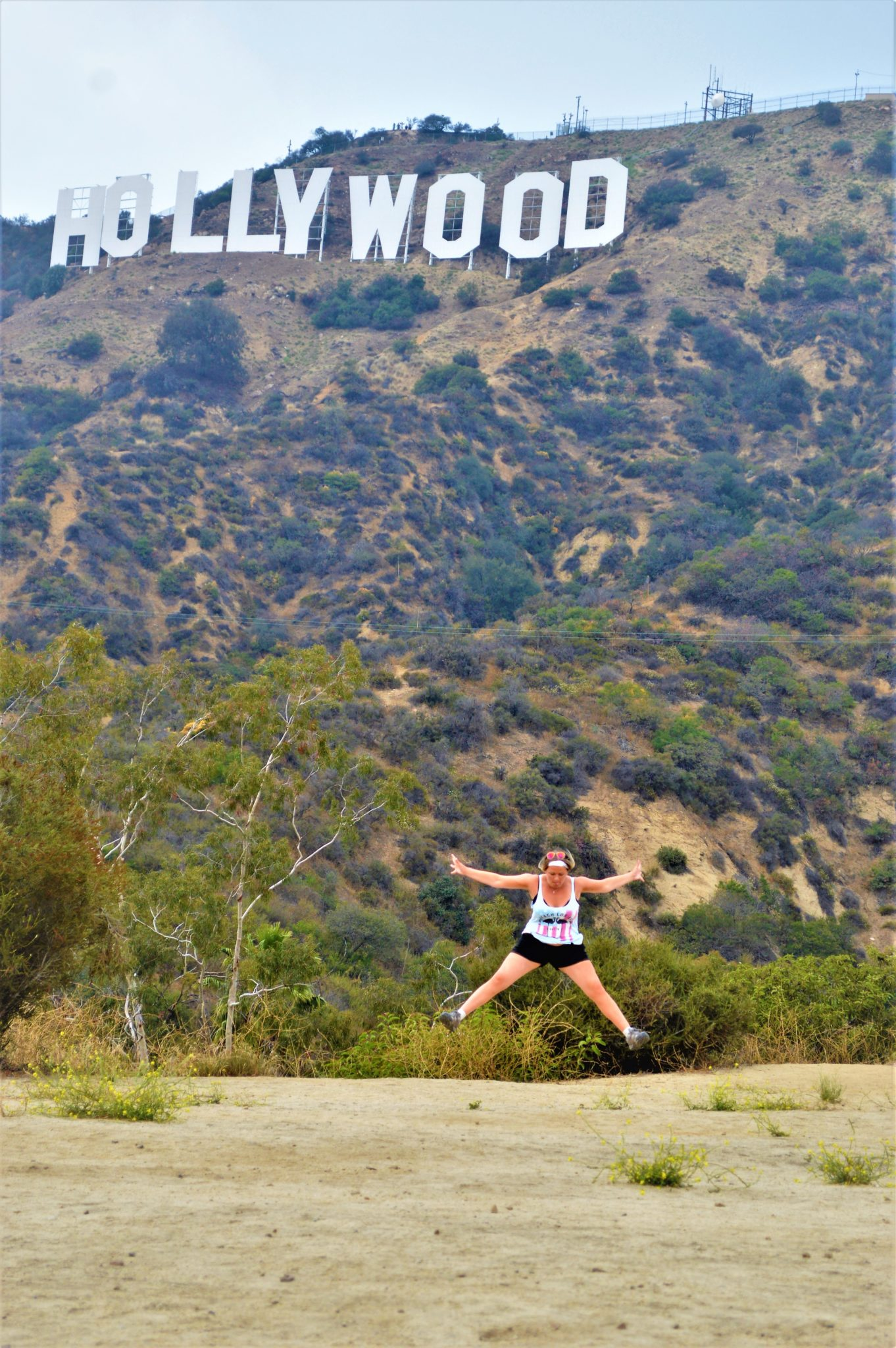 Hike the Hollywood Sign, Los Angeles, California