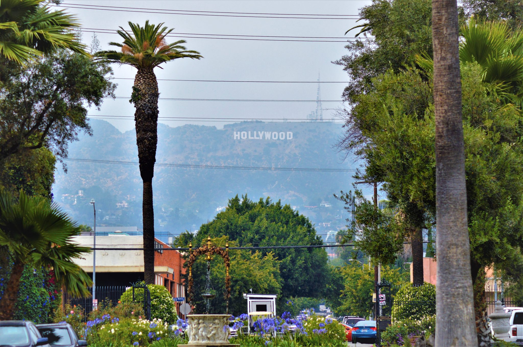 Hollywood sign, free things to see in los angeles