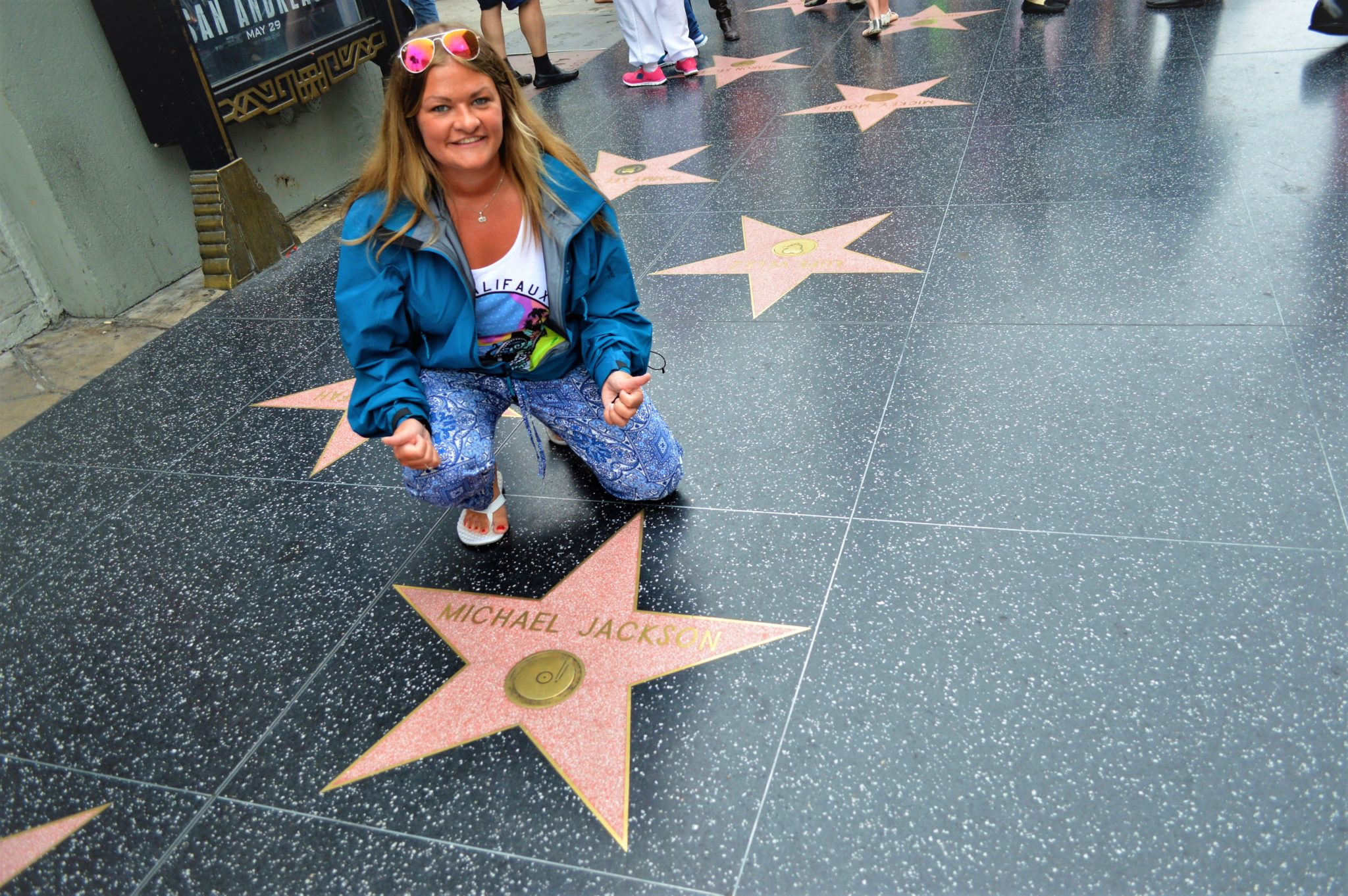 Michael Jackson star, Hollywood walk of fame, top things to do in los angeles