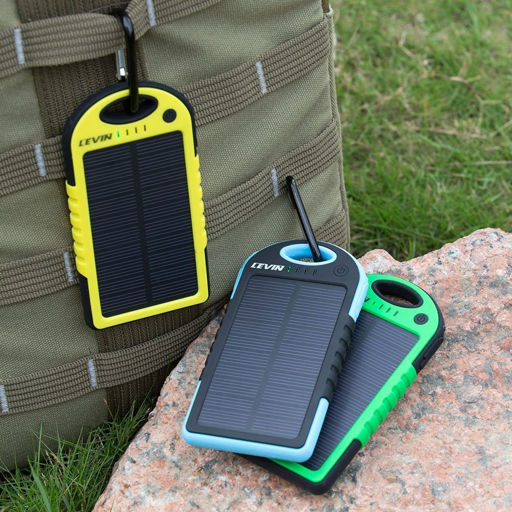 Solar juice pack, charger, mobils, amazon, camping and festivals