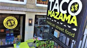 Taco Mazama, Mexican vegan, edinburgh, scotland