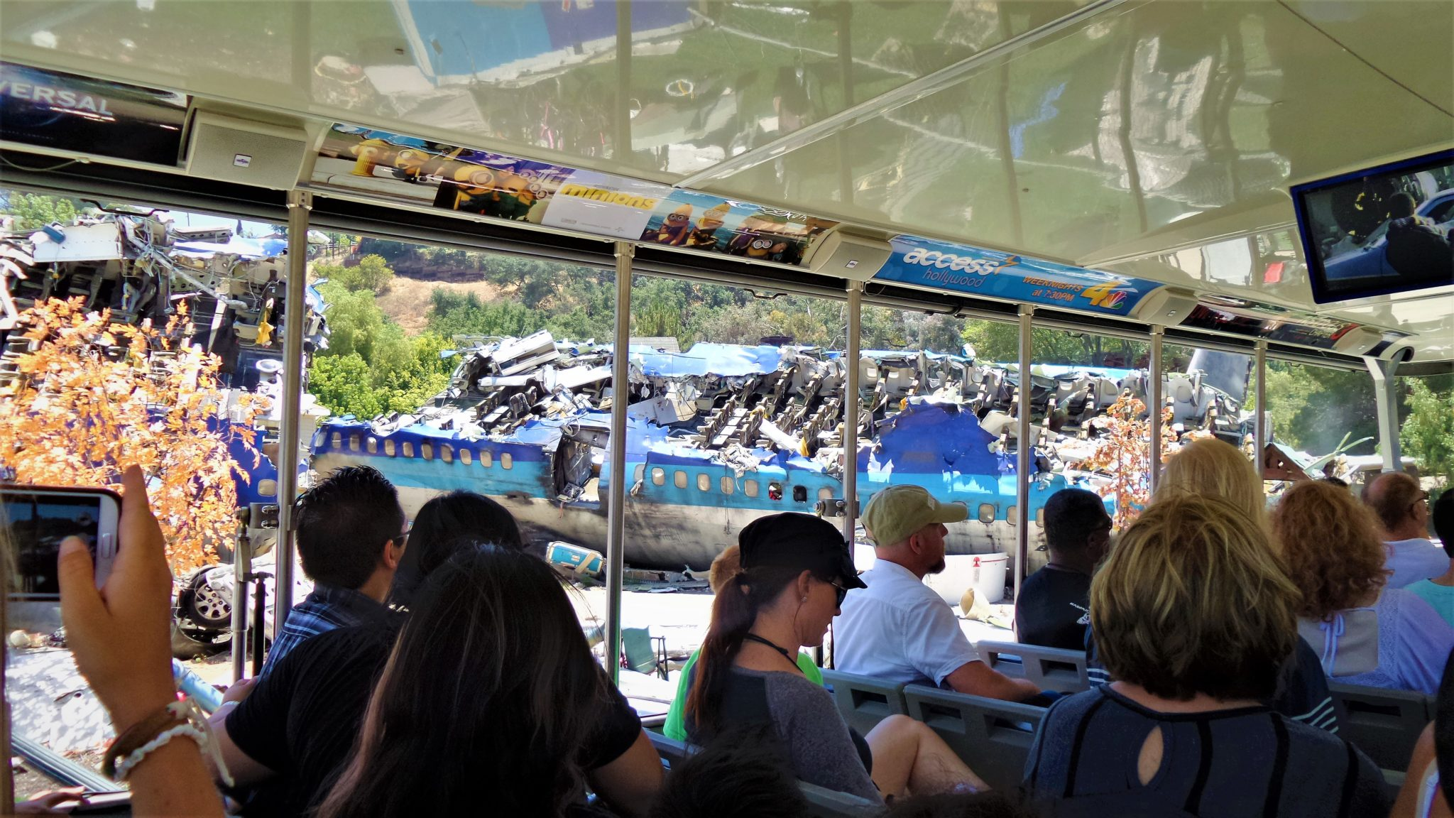 Universal Studios Hollywood Attractions and tips
