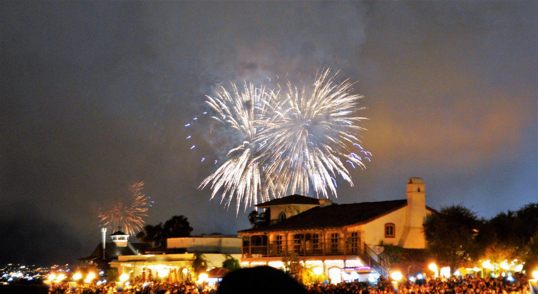 4th July in San Diego Big Bay Boom, California