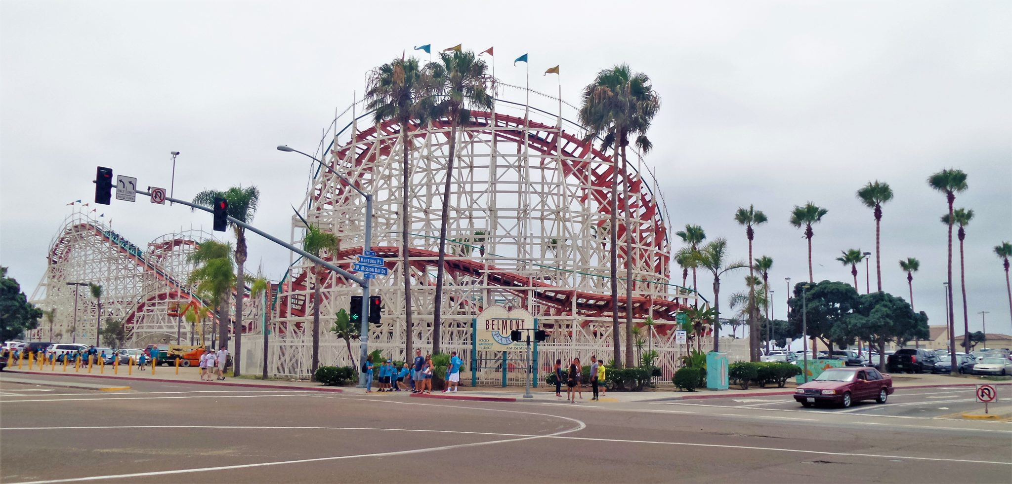 Belmont Park, top things to do in San Diego, California