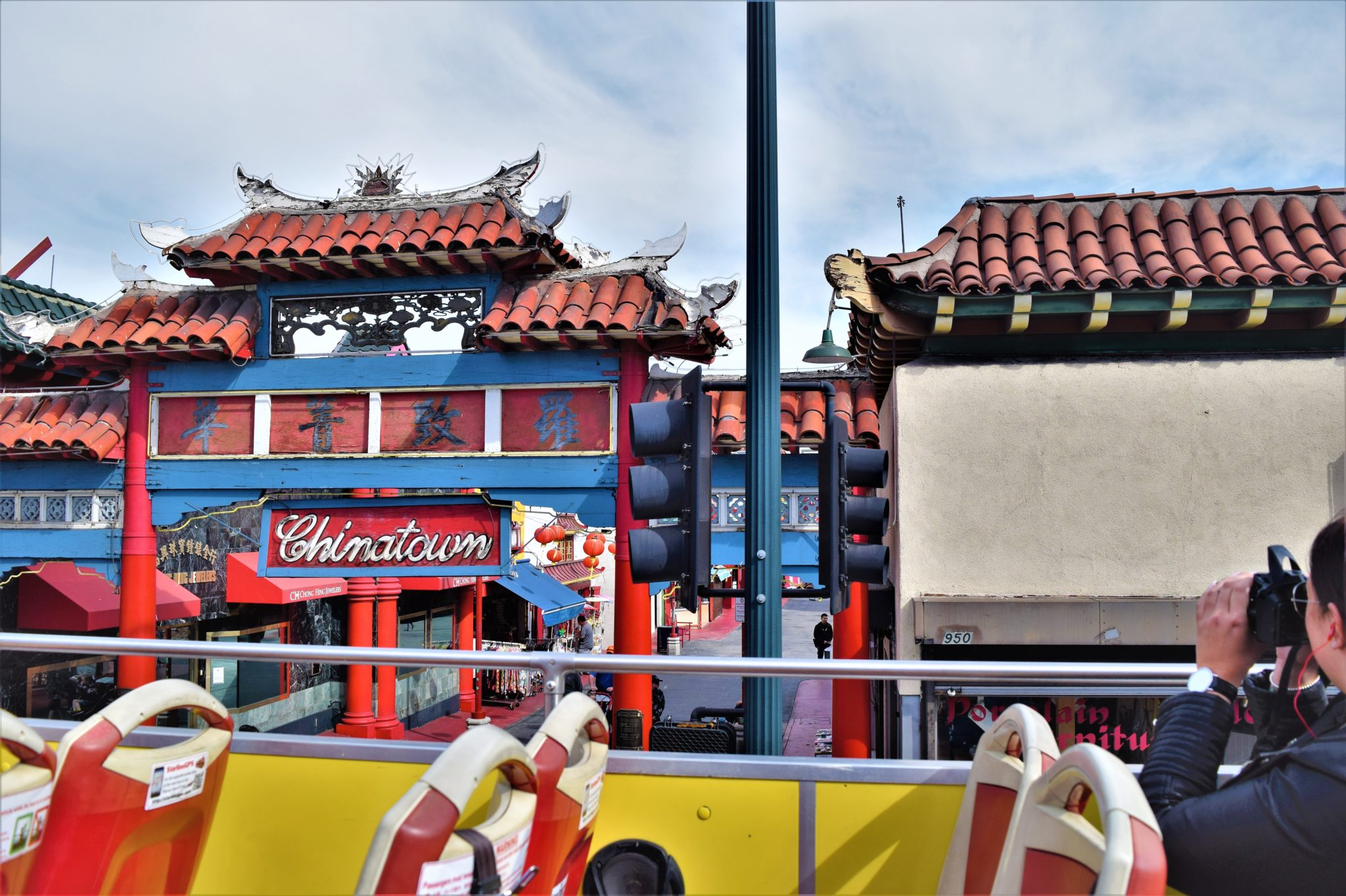 Chinatown, hop on hop off bus los angeles, things to do in la