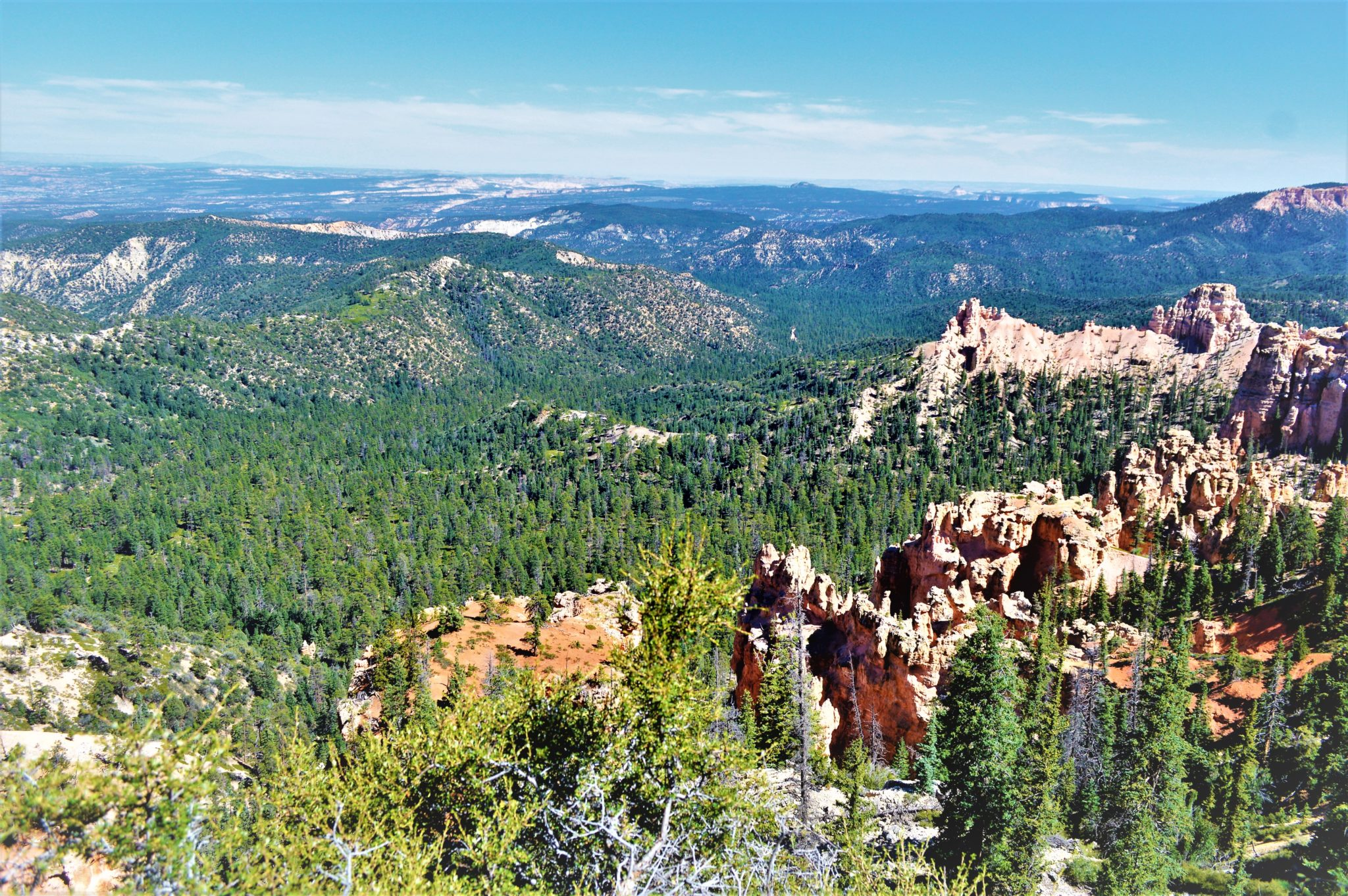 Farview Point, Bryce Canyon National Park, USA