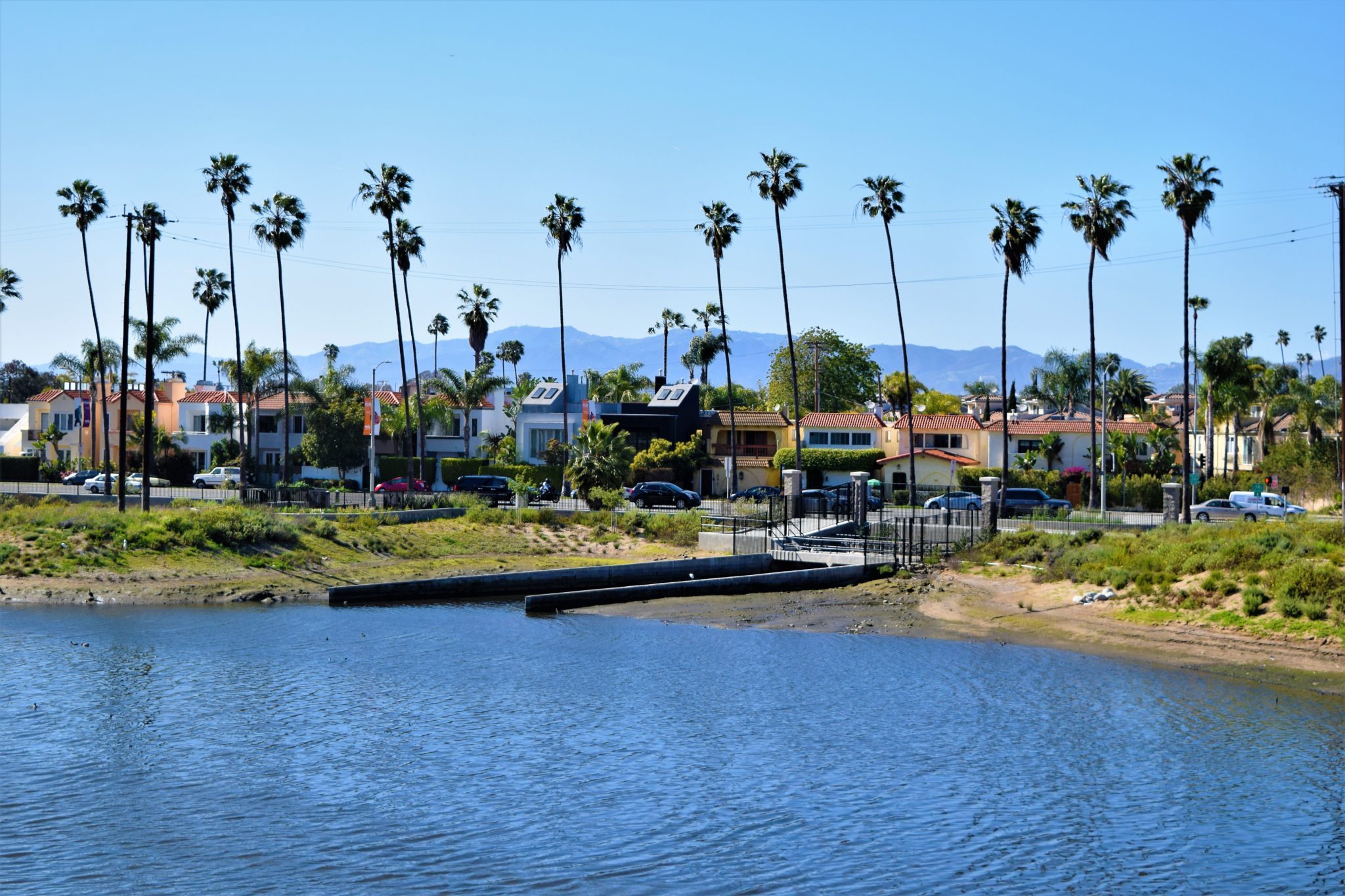 Fishermens village, hop on hop off bus los angeles