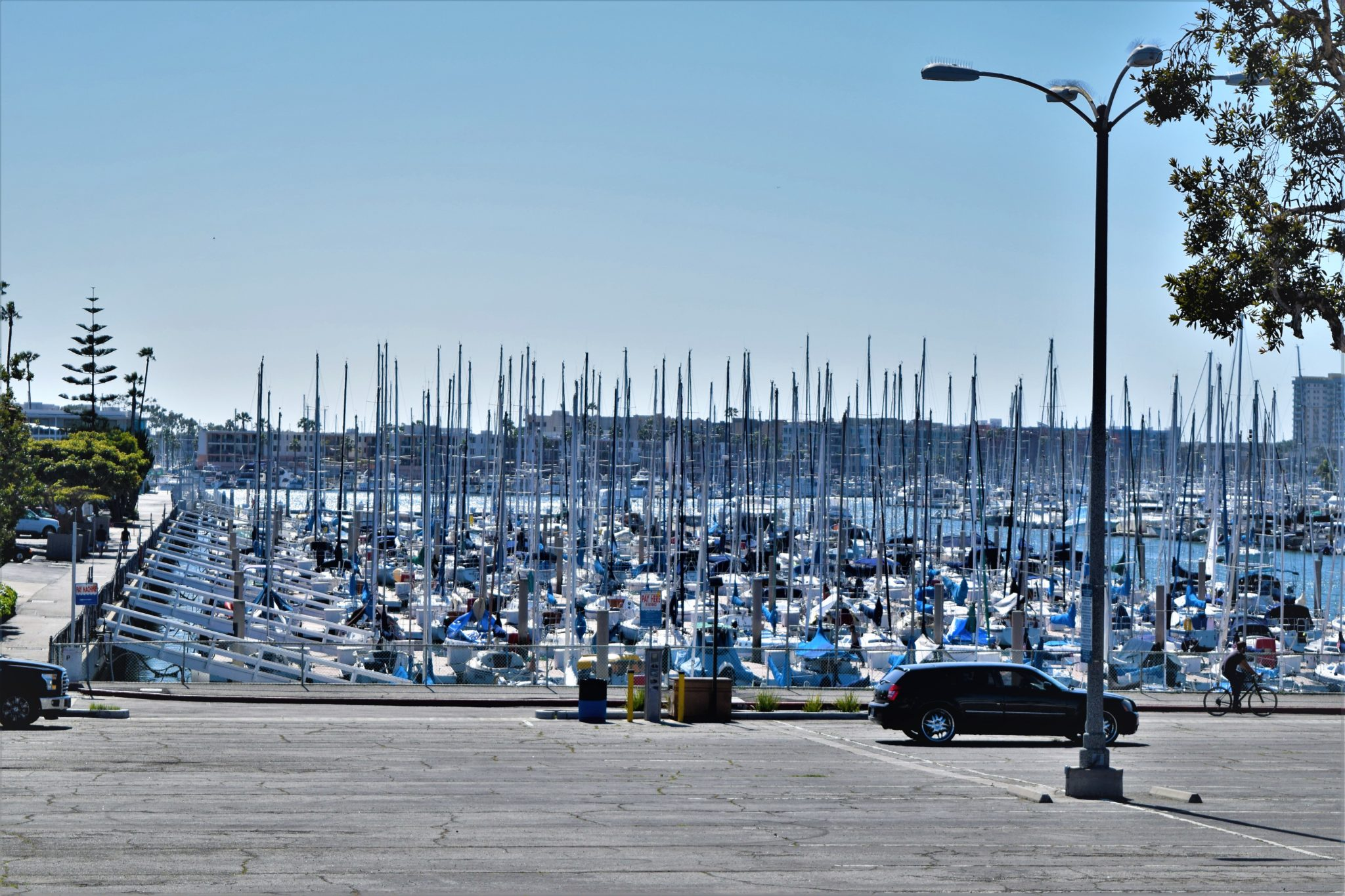 Marina Del Rey, hop on hop off bus los angeles loop