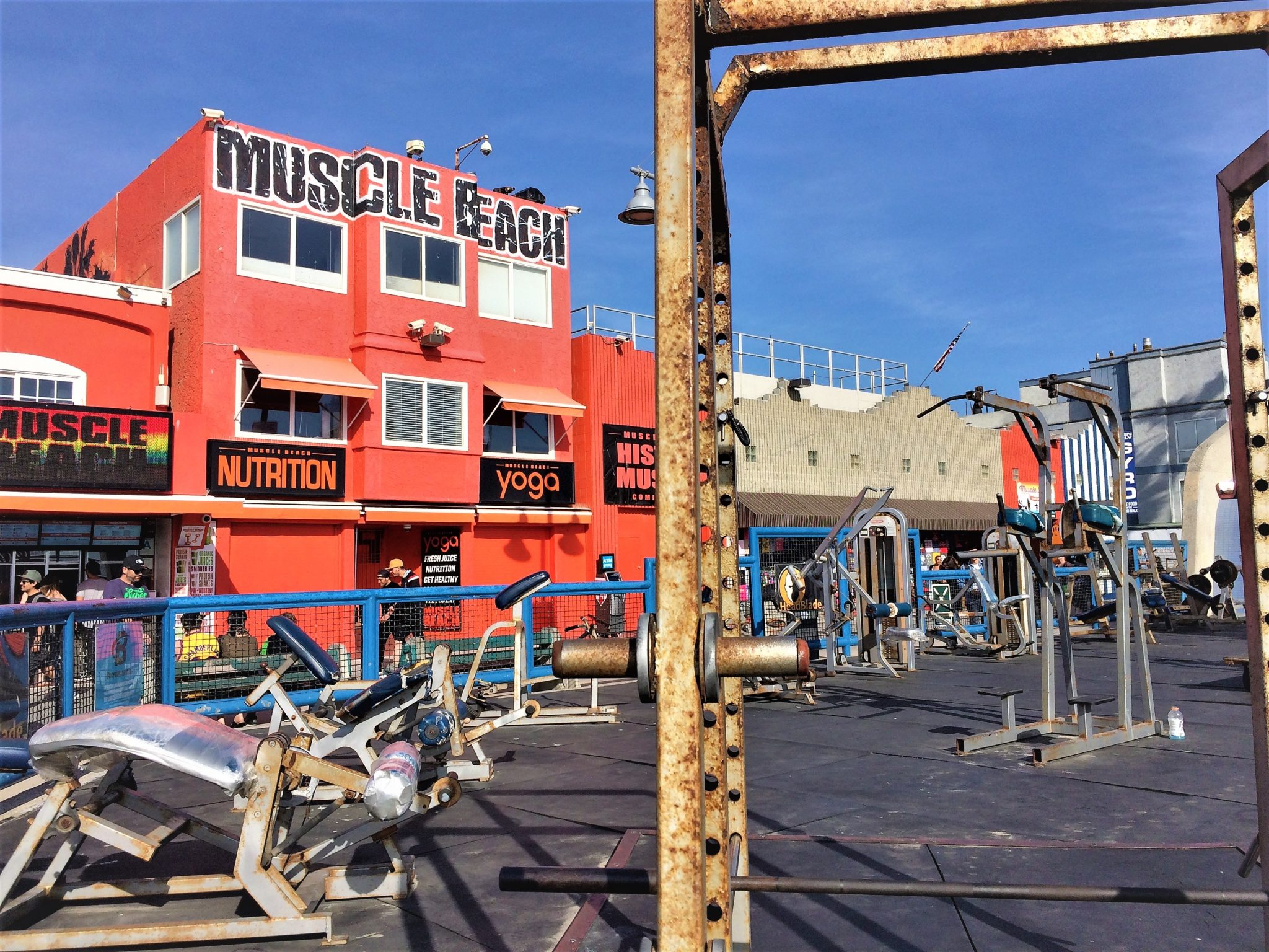 Muscle Beach, Venice, Things to do in Los Angeles
