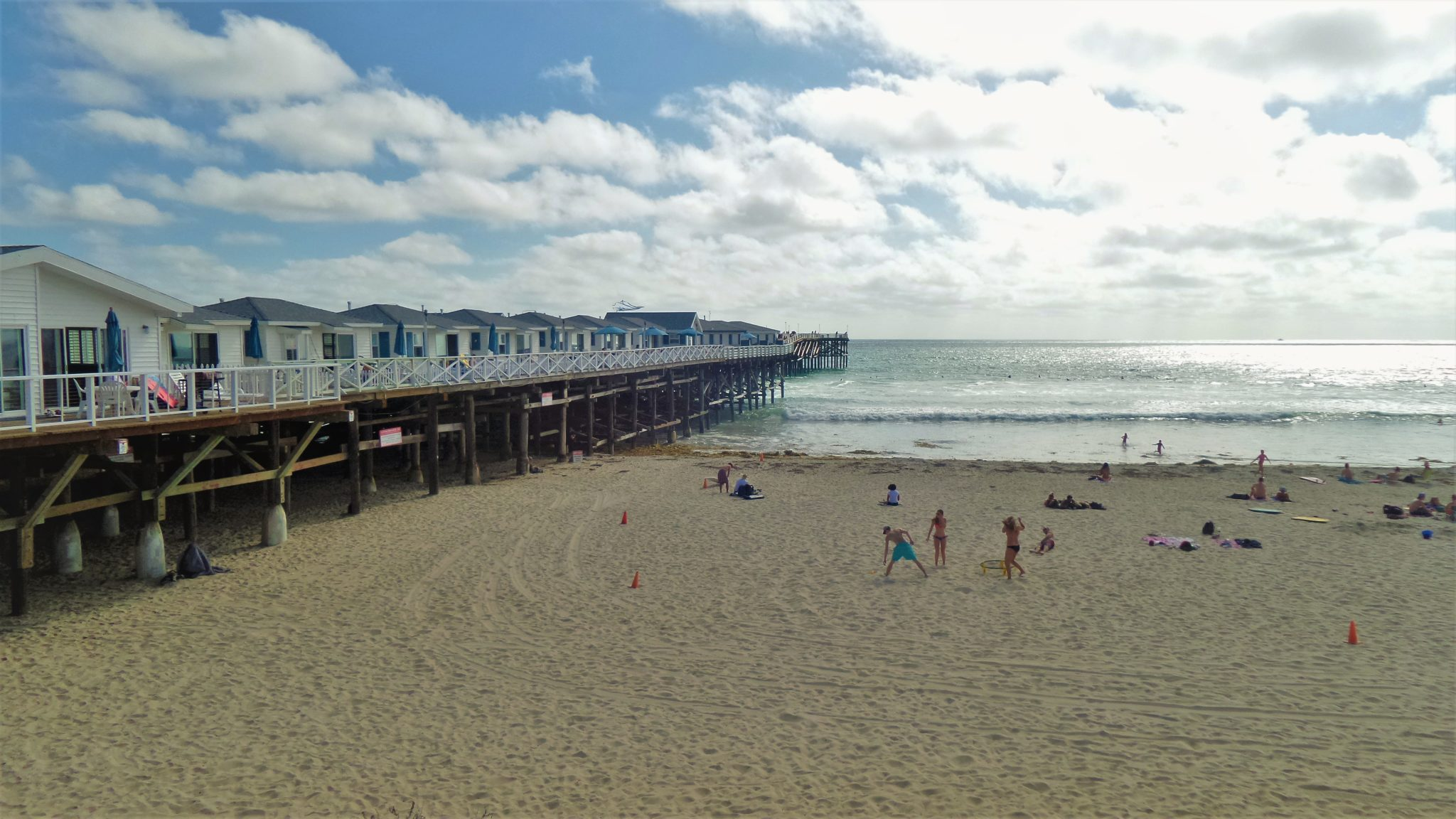 Pier at Pacific Beach, things to do in San Diego, California