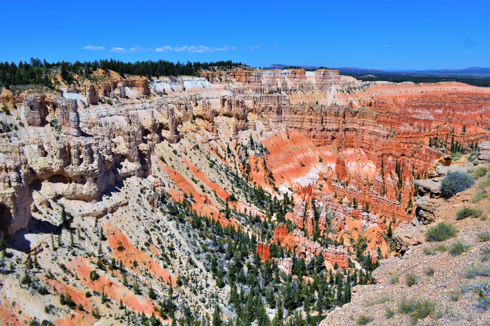 Rock formations, bryce canyon national park, usa