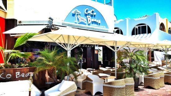 Things to do Tenerife CoCo Beach bar