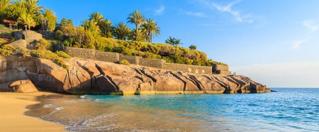 Things to do Tenerife Beach