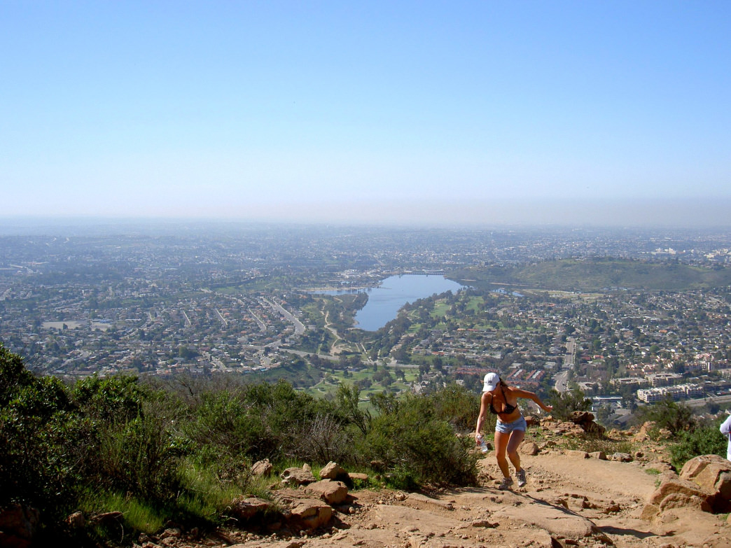 Top San Diego Hikes - Cowles Mountain