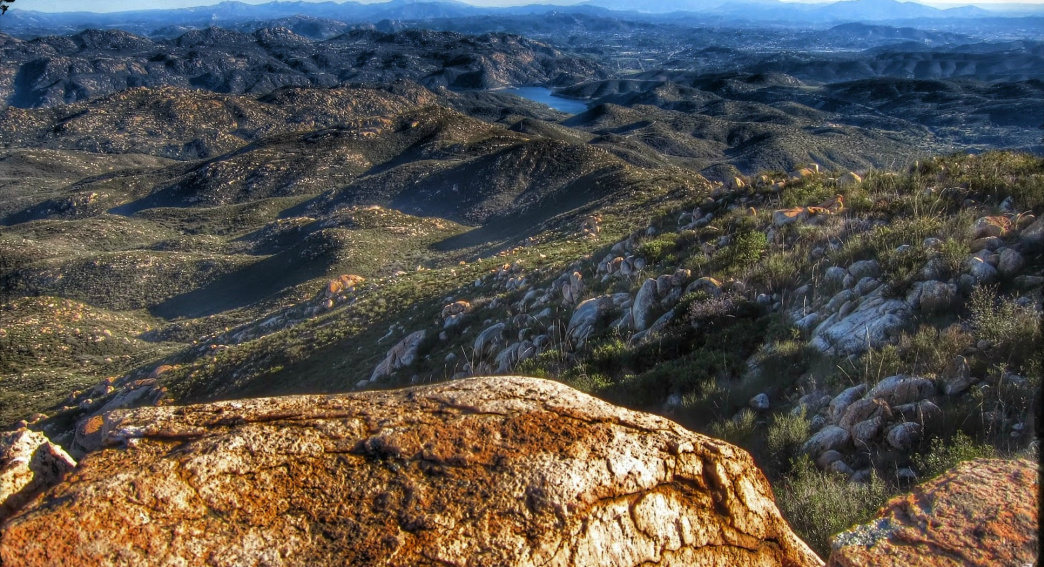 Top San Diego Hikes, Iron Mountain