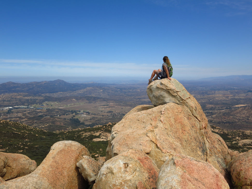 Top San Diego Hikes The El Cajon Mountain