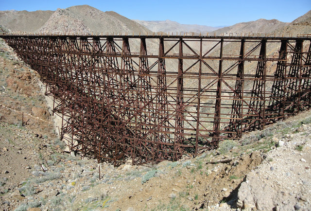 Top San Diego Hikes - The Goat Canyon Railroad Trestle