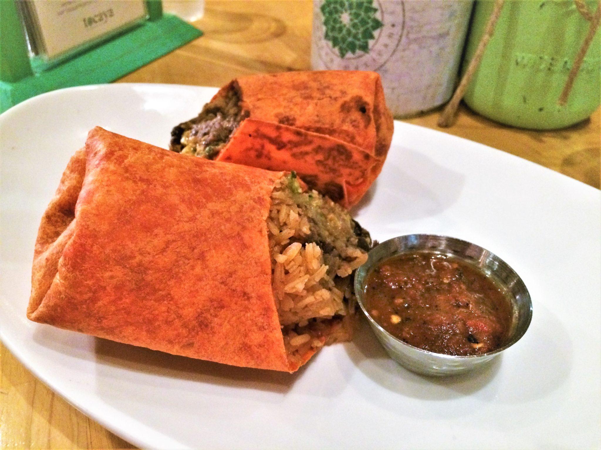 Vegan restaurants Los Angeles, Tocaya Organica, California, Mexican