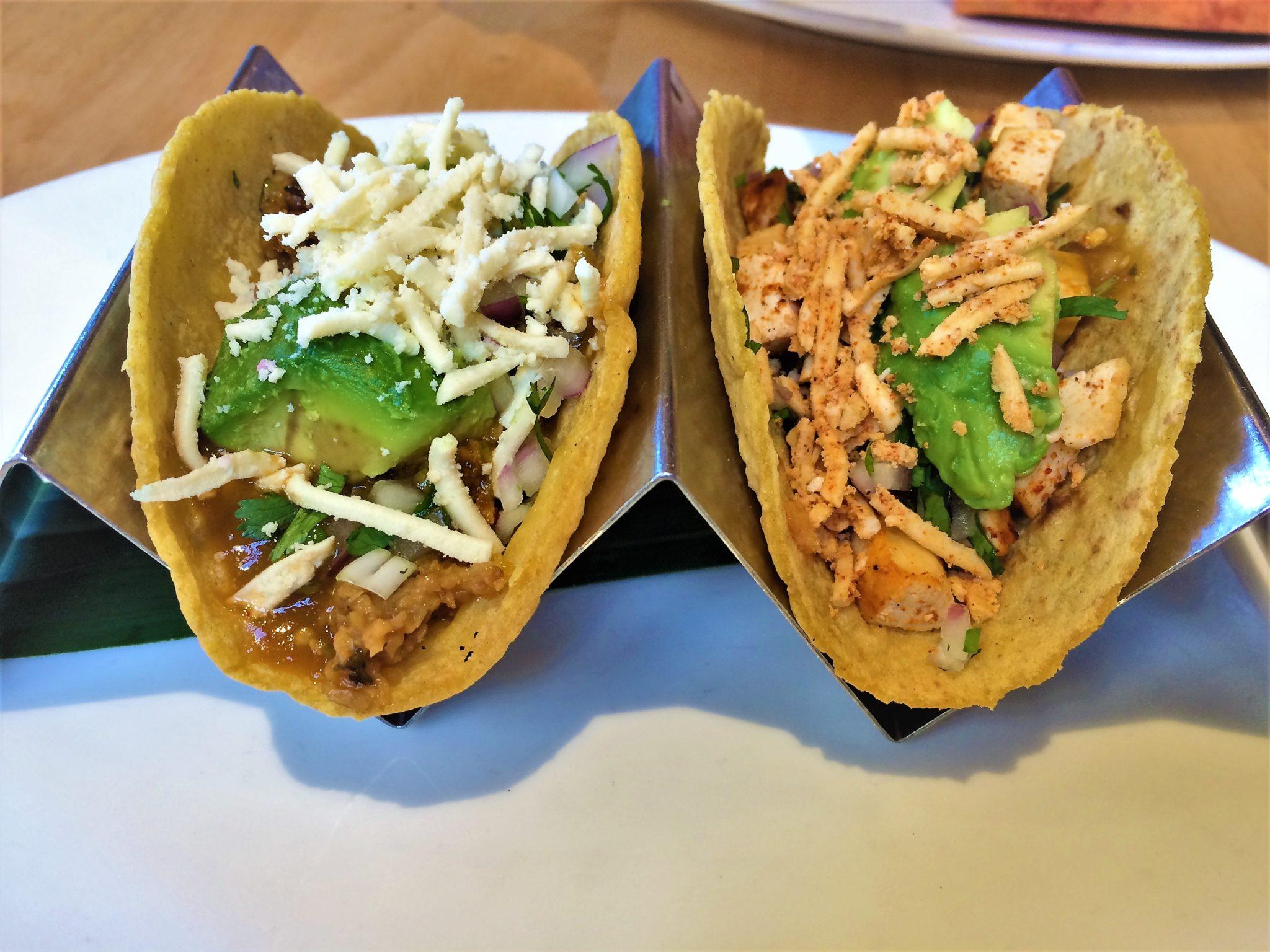 Vegan Tacos Los Angeles Tocaya Organica Best Vegan