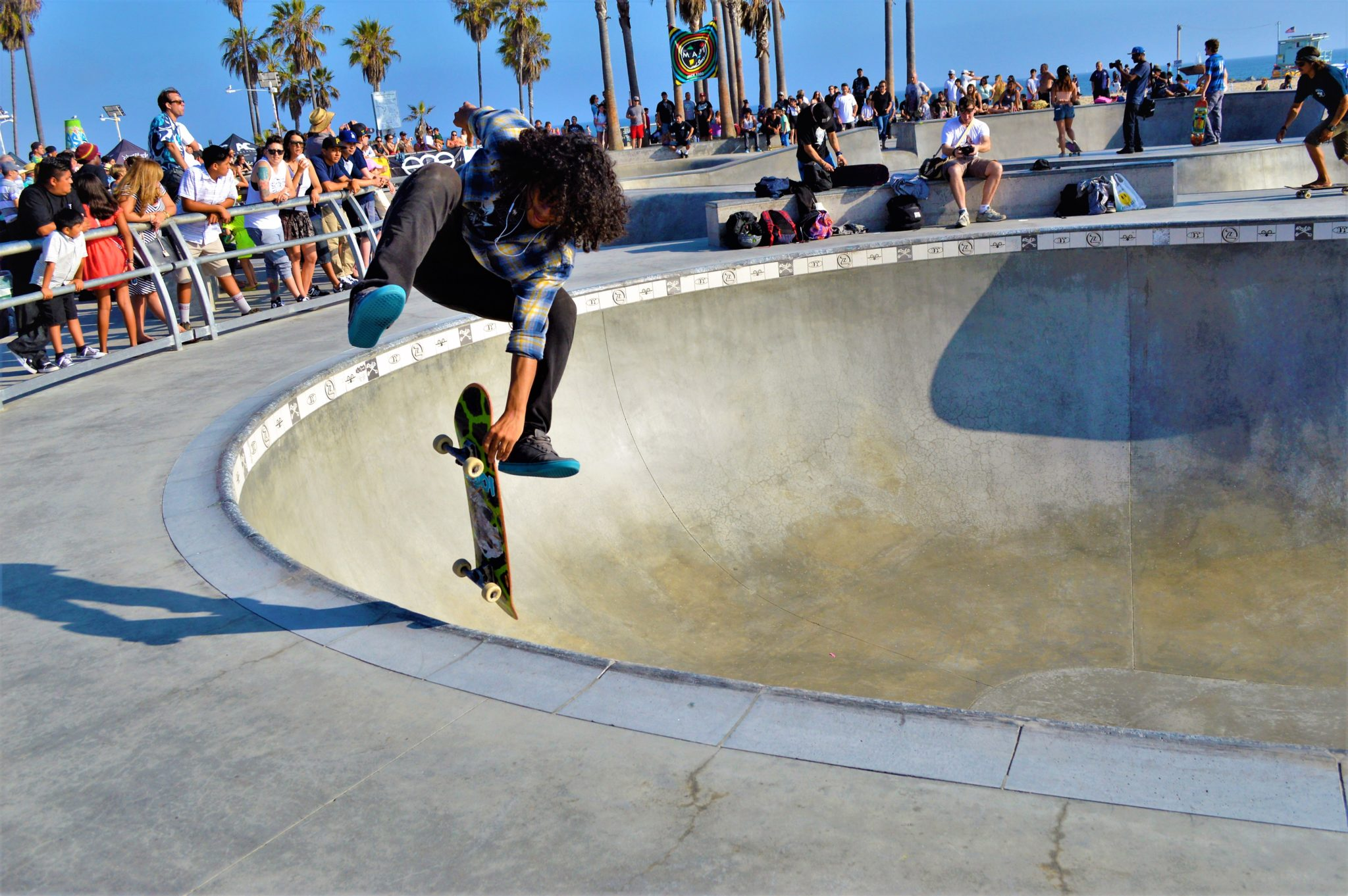Venice Skate Park, things to do in Los Angeles