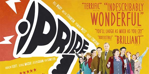 Pride the movie, top gay films