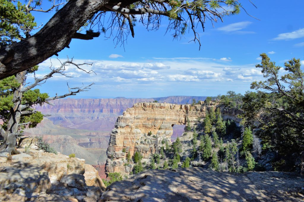 Angel's Window, Grand Canyon North Rim grand canyon trip