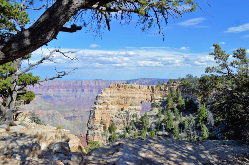 Angel's Window, Grand Canyon North Rim grand canyon trip