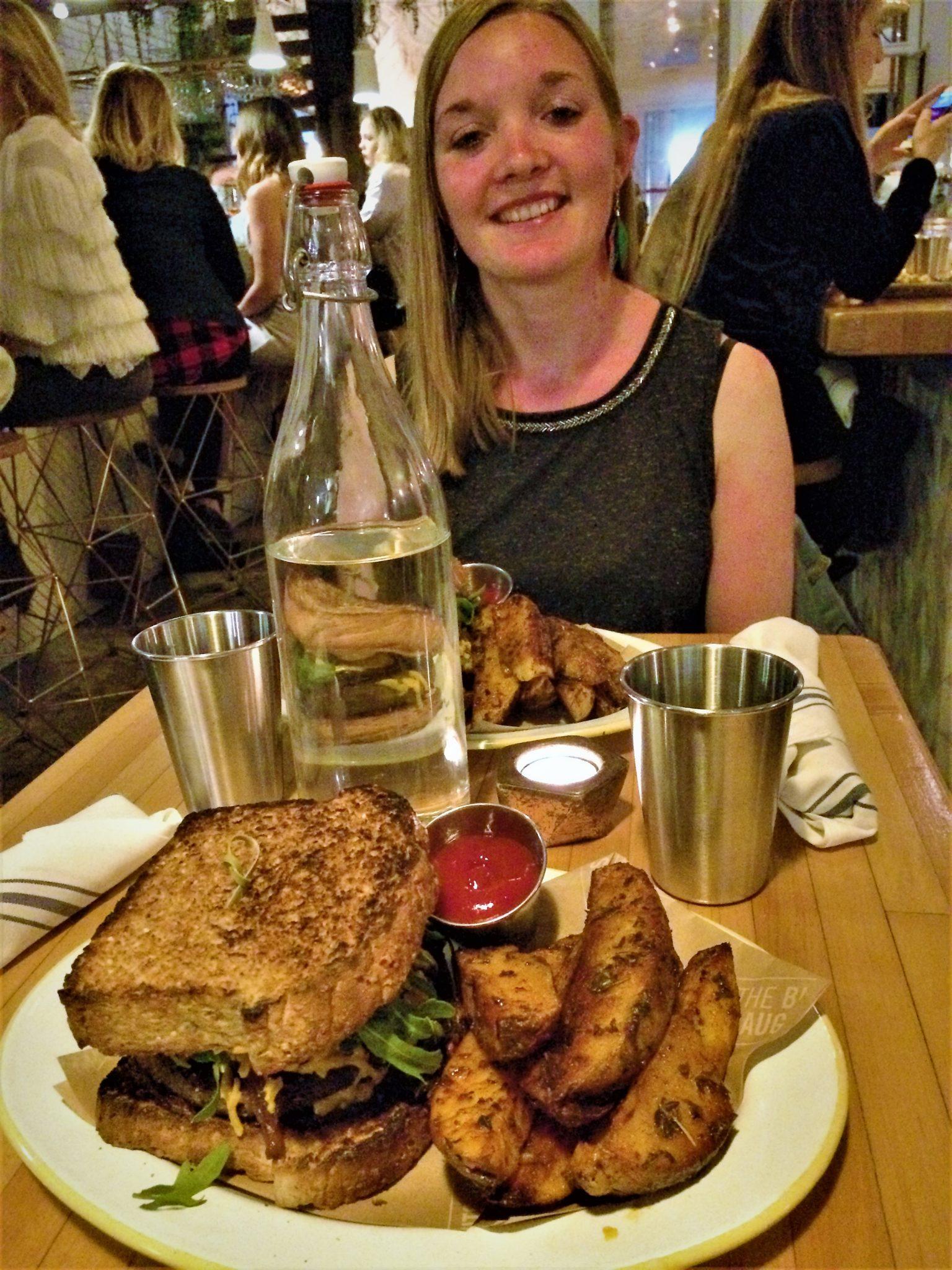Butcher's daughter, vegan restaurant, los angeles