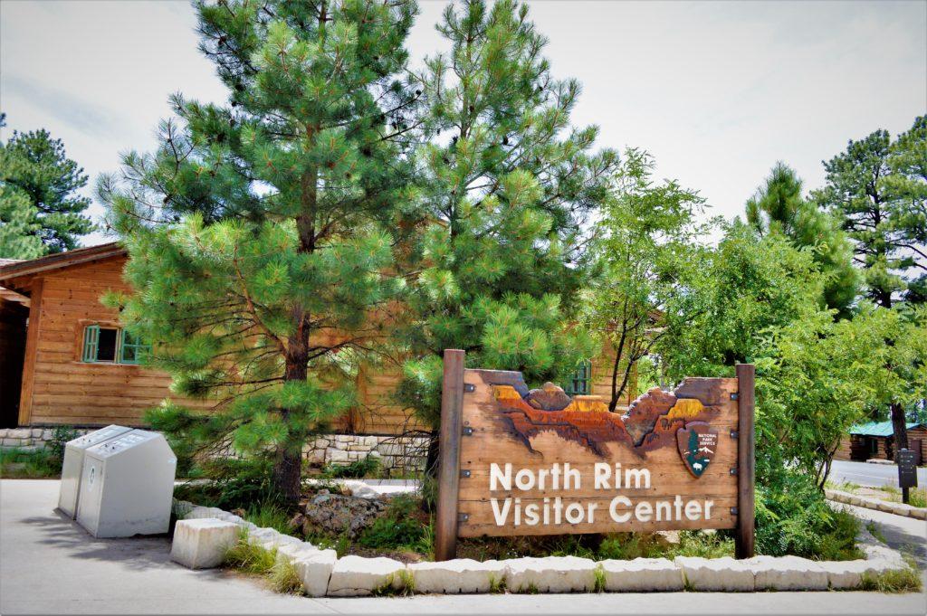 Grand Canyon North Rim Visitors Center