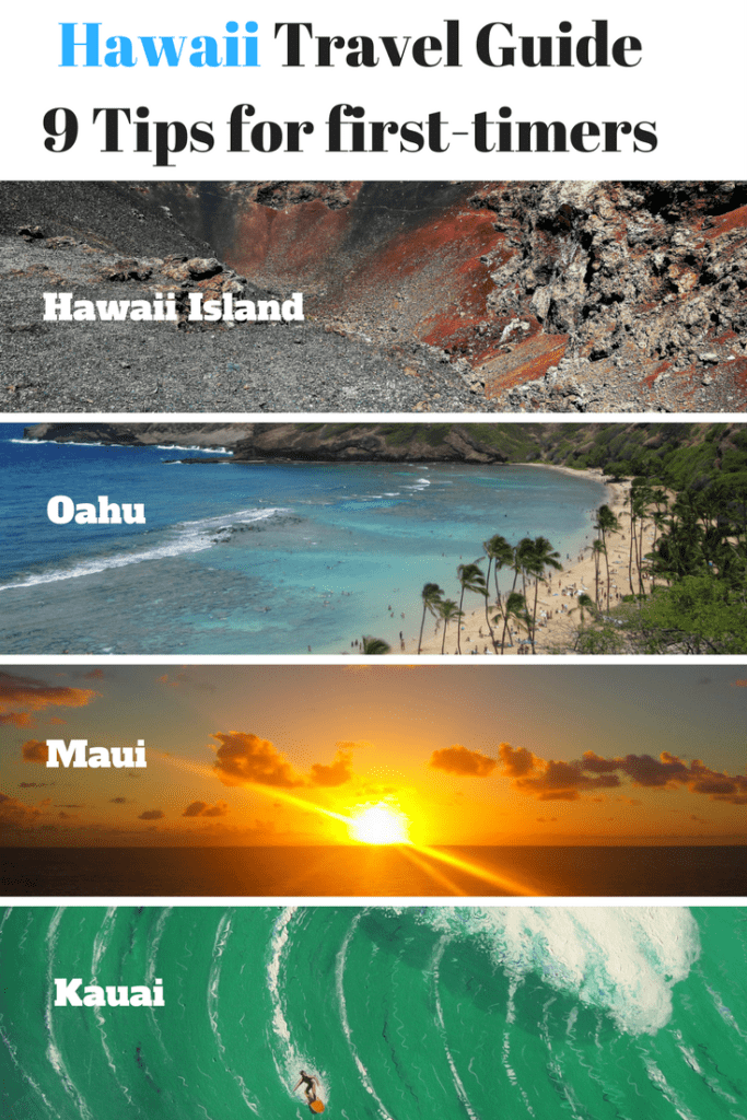 Hawaii Travel Guide - 9 Tips for first-timers