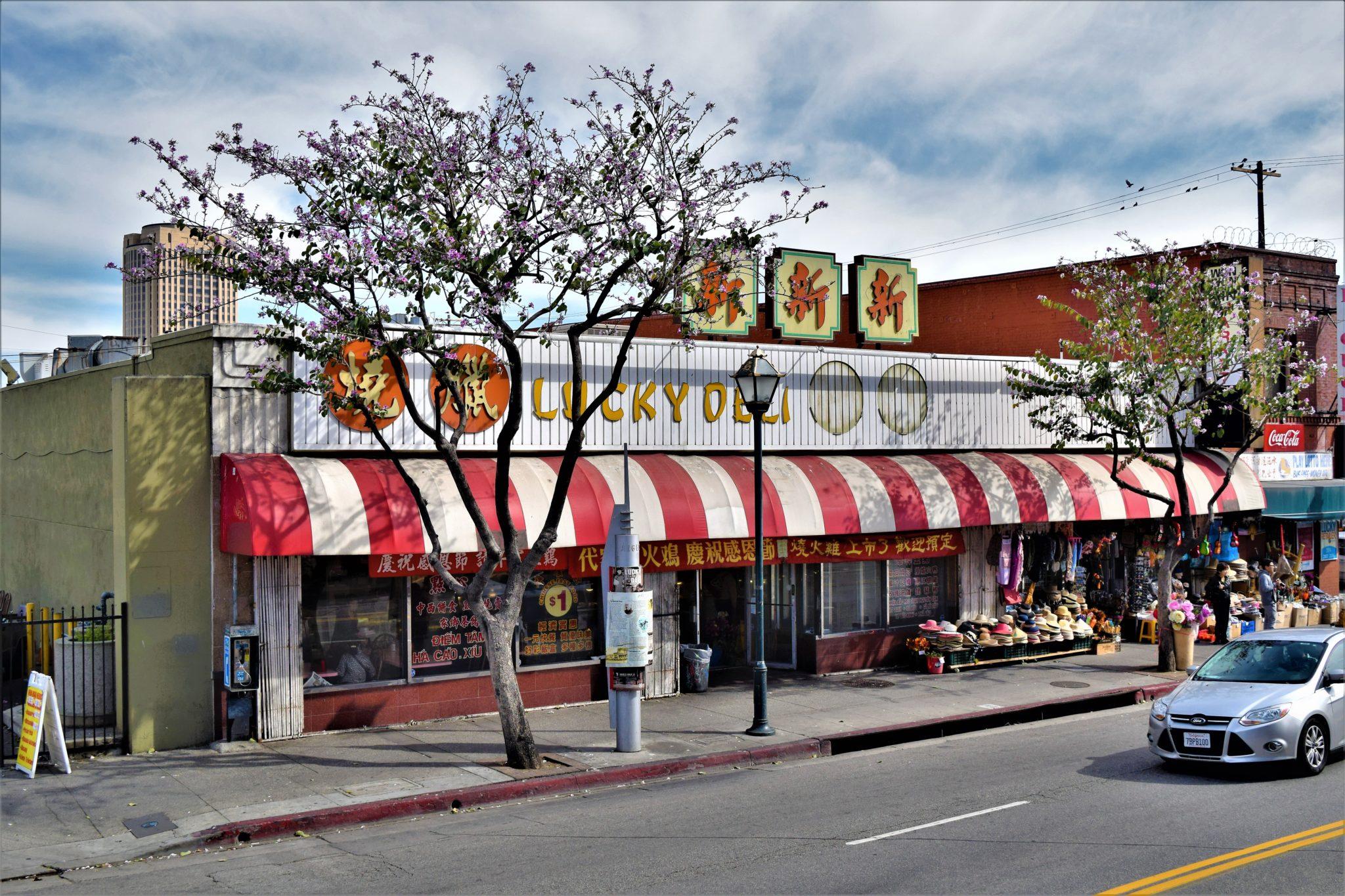 Lucky Delhi, Chinatown, Los Angeles
