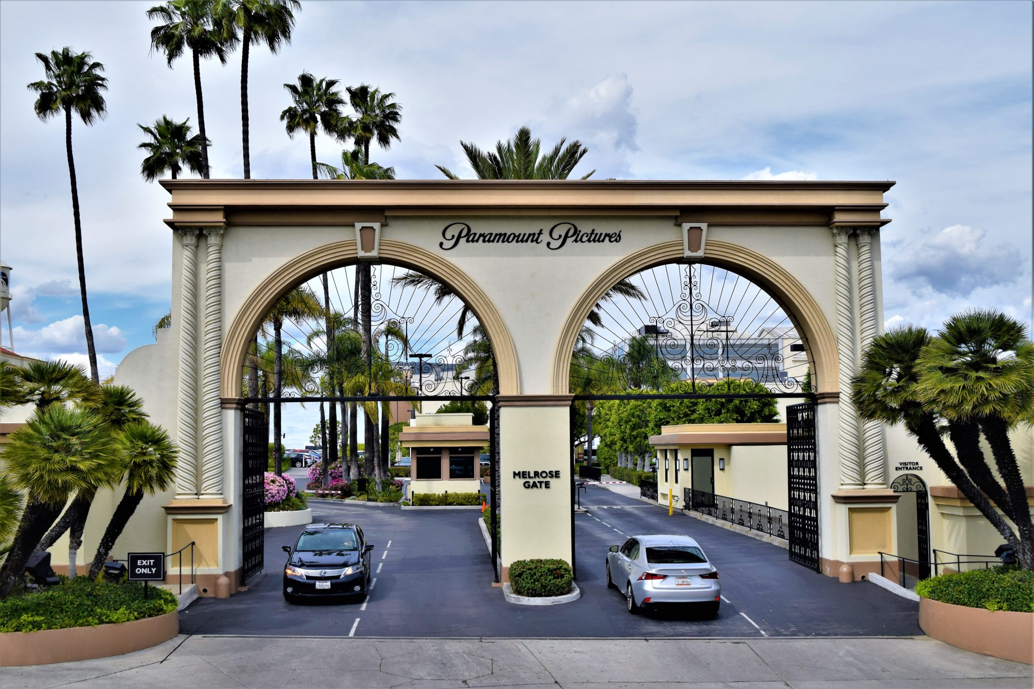 Paramount Pictures Studios, Los Angeles